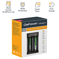 GoPower LiCharger 4